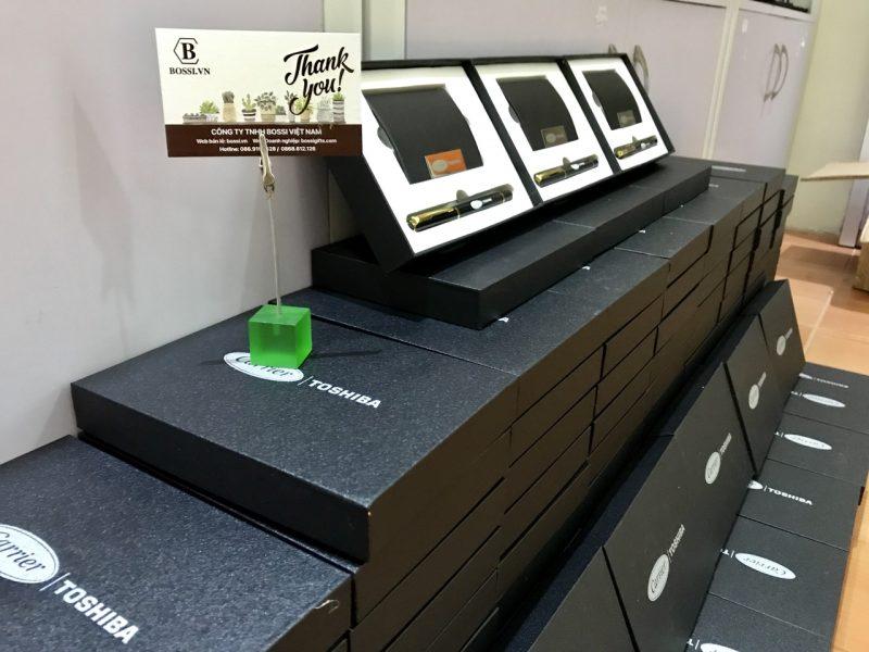 Giftset Namecard - Bút ký Toshiba Carrier