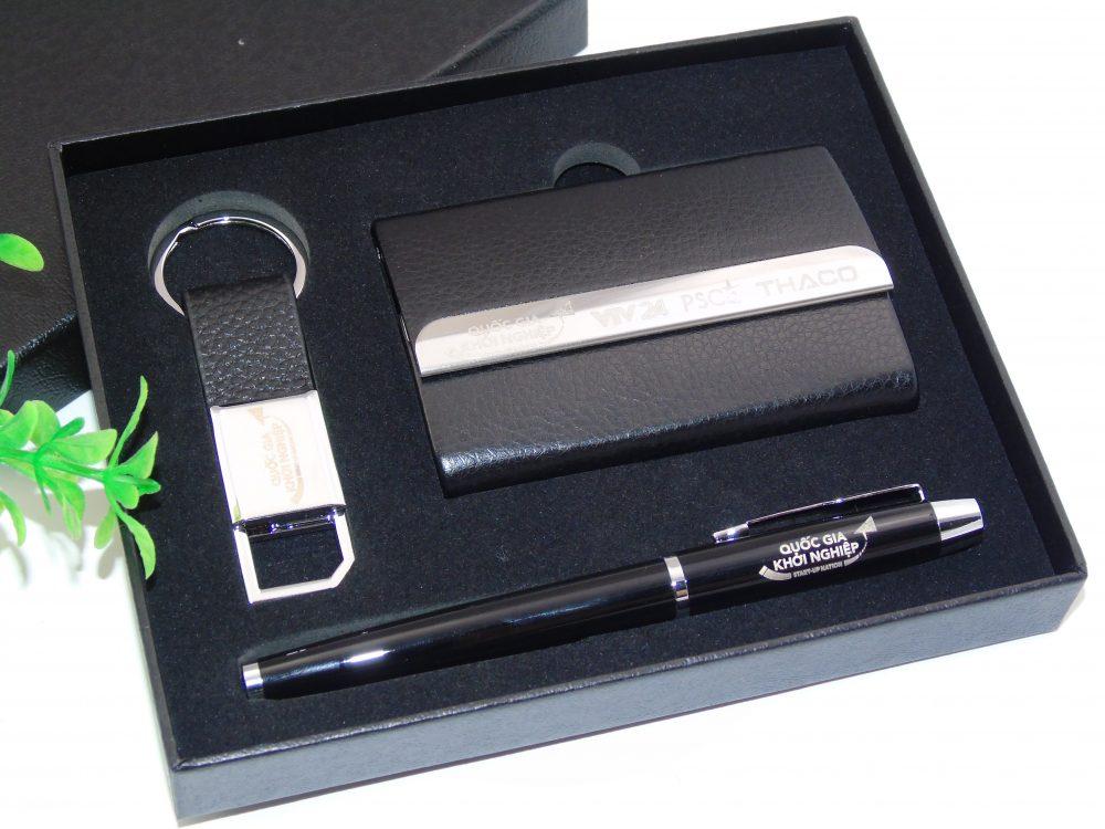 Bộ quà tặng Giftset Namecard – Bút ký GS297 Bossi