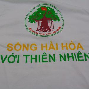 Áo đồng phục thêu Logo_Hội TW Người Cao Tuổi Việt Nam