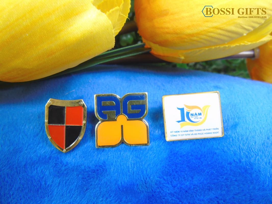 Huy hiệu Đại Bàng cài áo nâng tầm doanh nghiệp - HHĐB