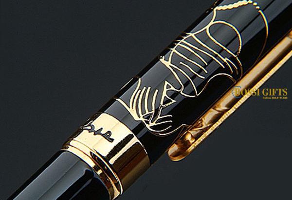 Bút ký cao cấp Picasso 902RB khắc logo - VinEco